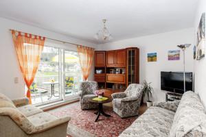 Wohnraum kleine Ferienwohnung