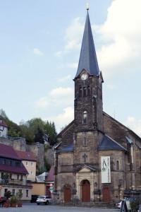 Stadtkirche auf dem Markt